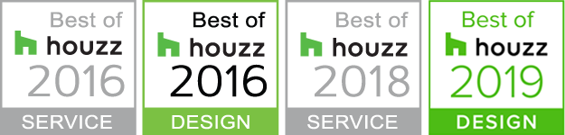 Fred Parker Company Houzz Awards
